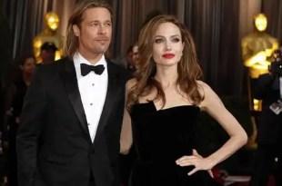 Las alianzas matrimoniales de Angelina Jolie y Brad Pitt