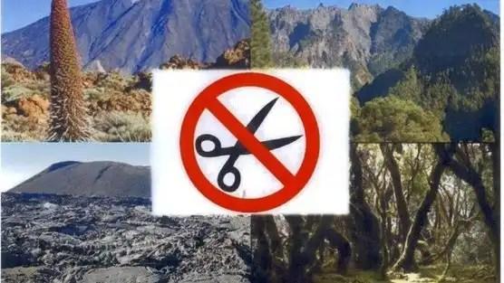 Parques Nacionales de Canarias desaparecerían por falta de dinero