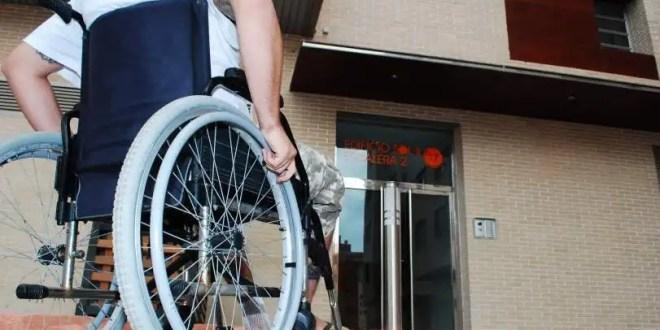 Pacientes que usen sillas de ruedas y muletas pagarán de 20 a 40 €