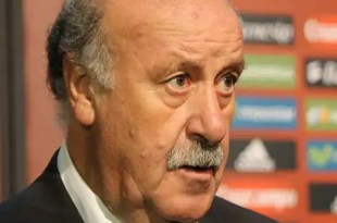 Vicente del Bosque elegido el mejor seleccionador de 2012