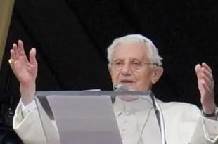 Benedicto XVI autoriza el adelanto del Cónclave para su sucesión