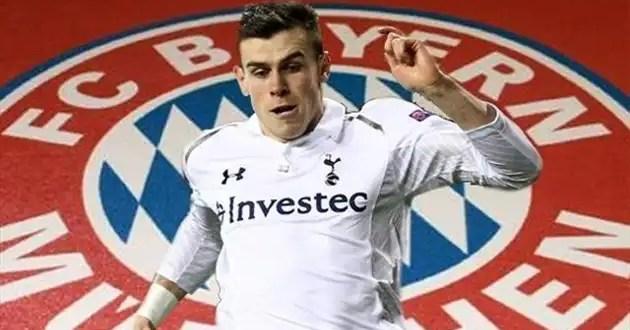 Guardiola quiere quitarle a Gareth Bale al Madrid y llevárselo al Bayern del Munich
