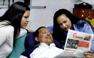 Venezuela difunde imágenes de Chávez - Fotos