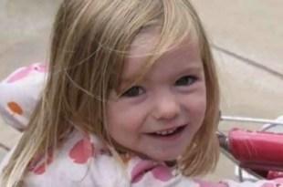 Scotland Yard analiza el ADN de una niña parecida a Madeleine McCann