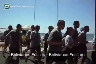 Marines chilenos entonan 'cantos xenófobos' en contra de Bolivia, Perú y Argentina - Vídeo
