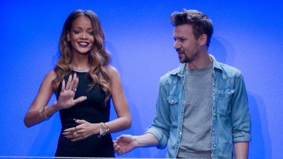 Rihanna ahora es diseñadora