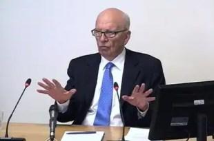 Detenidos 6 periodistas británicos por las escuchas ilegales del Caso Murdoch