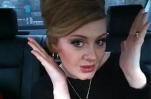 El insólito caché de Adele por cantar 25 minutos en una boda
