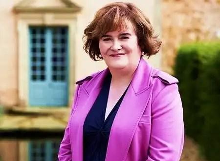 Susan Boyle cambia la música por la actuación