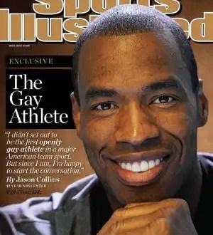 Jason Collins es el primer jugador de la NBA que se declara Gay