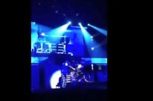 Justin Bieber es atacado por un fan en Dubai