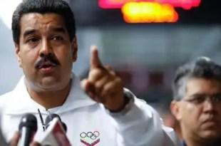 Maduro inicia su primera gira con polemicas y denuncias
