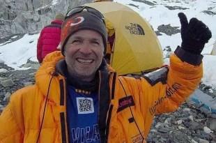Muere el alpinista español Juanjo Garra antes de ser evacuado