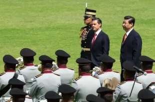 La visita del presidente chino abre una nueva fase en la relación con México