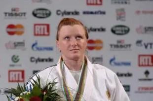 El judo está de luto tras suicidarse la tetracampeona Yelena Ivaschenko