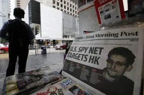 EEUU exige que Rusia le entregue al exempleado de la CIA Edward Snowden