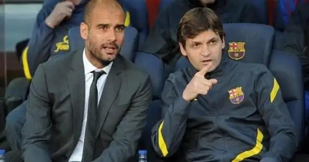 Conoce la última disputa entre Pep Guardiola y Tito Vilanova