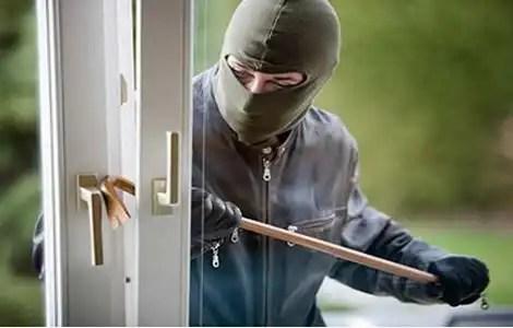 Conoce lo que debes hacer ante un robo en casa