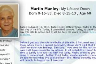 Insólito: Cuenta su plan de suicidio en un blog y se pega un tiro