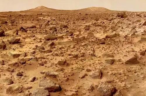 La NASA enviará rocas desde Marte a la Tierra
