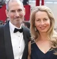 La viuda de Steve Jobs rehace su vida con el exalcalde de Washington