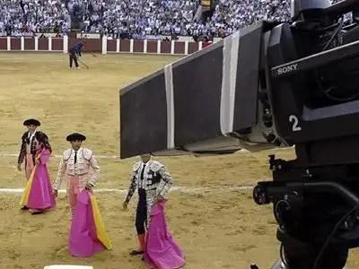 TVE retransmitirá desde el 1 de septiembre las corridas de toros