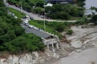 Ya son 123 los muertos por las lluvias en México