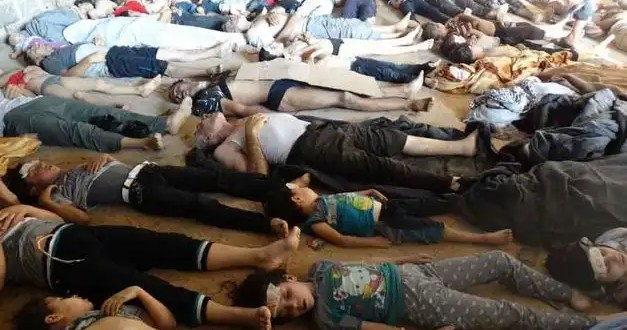 Al Asad tiene 1.000 toneladas de armas químicas