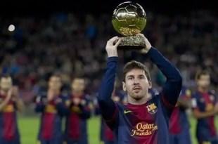 Leo Messi, nuevamente en el Libro Guinnes de los Récords