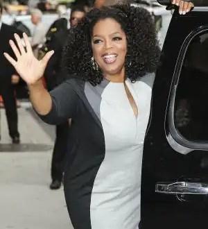 La celebración de Oprah Winfrey por sus 60 años