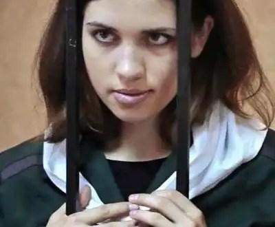 Desaparece una de las Pussy Riot condenada