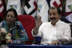 El presidente de Nicaragua busca la reelección indefinida con una reforma constitucional
