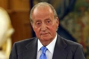 El Rey Juan Carlos será operado nuevamente el 21 de noviembre