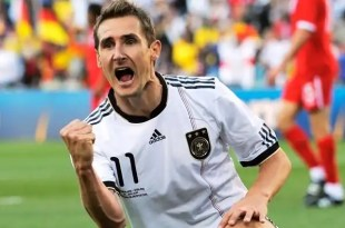 Klose es el máximo goleador de la historia de los Mundiales