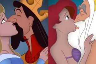 Las princesas de Disney denuncian abuso sexual infantil