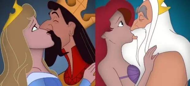 Las princesas de Disney denuncian abuso sexual infantil