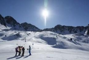 Salen en libertad los 2 acompañantes de la esquiadora muerta por un alud