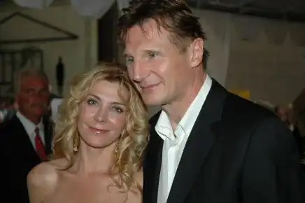 Liam Neeson habla sobre la muerte de su mujer