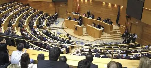 17/06: Senadores aprobarán la ley de abdicación mediante votación electrónica