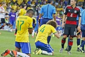 Alemania gana a Brasil 7 a 1 y pasa a semifinales