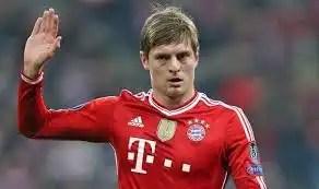 Guardiola quería que Toni Kroos se quedase en el Bayern