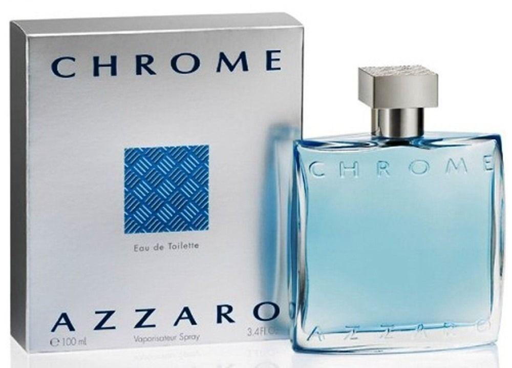 AZZARO CHROME MAS 100 ML