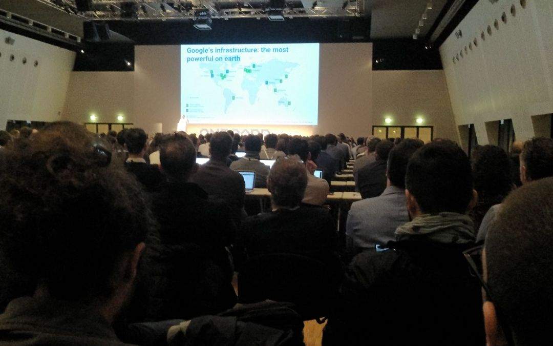 Partecipazione a Google Cloud OnBoard Milano