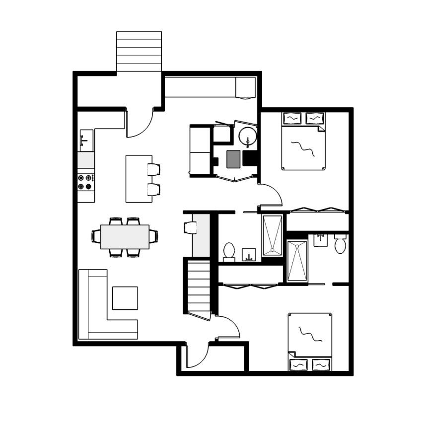 Basement - Option 2