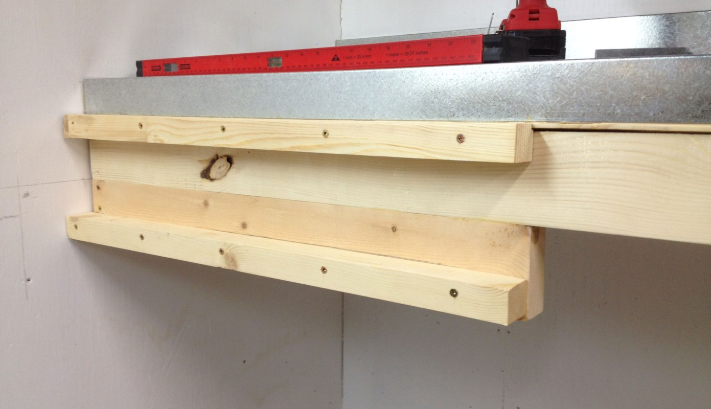 Adding the connection to the other work bench