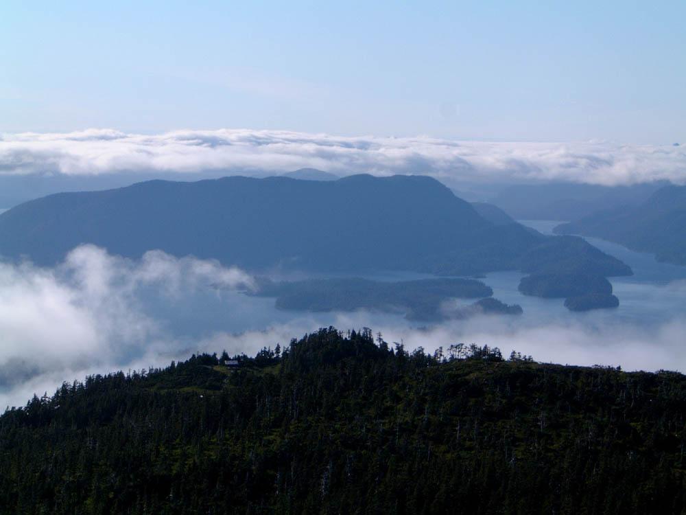 Harbor Defenses Of Sitka LOCATIONS Harbor Mountain