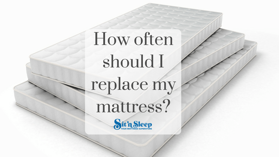 How Often Should I Replace My Mattress