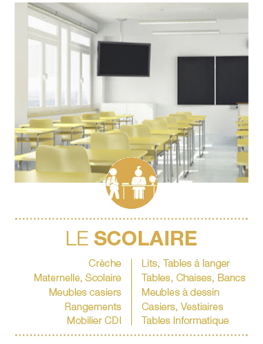 catalogue scolaire