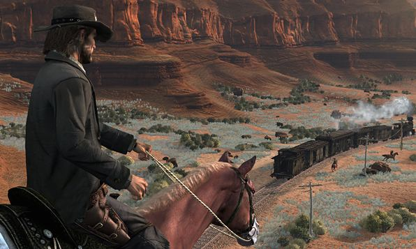 An Informal Review of Red Dead Redemption