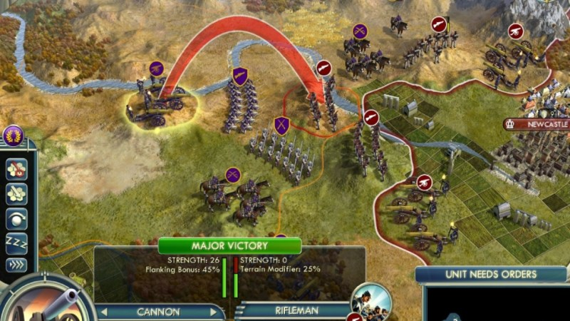 Simplification: A Review of Civilization V